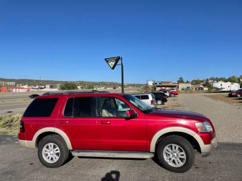 2009 Ford Explorer for sale at Skyway Auto INC in Durango CO
