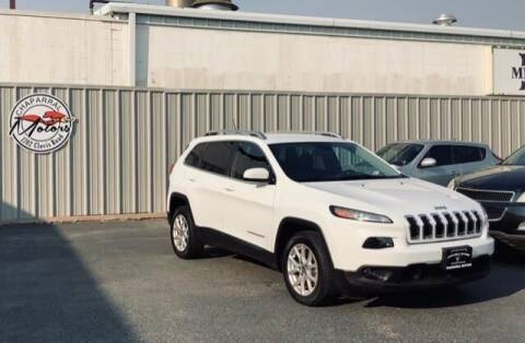 2015 Jeep Cherokee for sale at Chaparral Motors in Lubbock TX