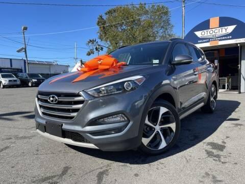 2017 Hyundai Tucson for sale at OTOCITY in Totowa NJ