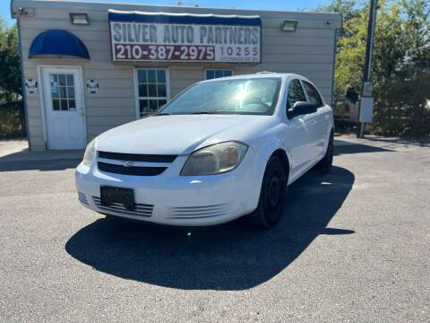 2007 Chevrolet Cobalt for sale at Silver Auto Partners in San Antonio TX