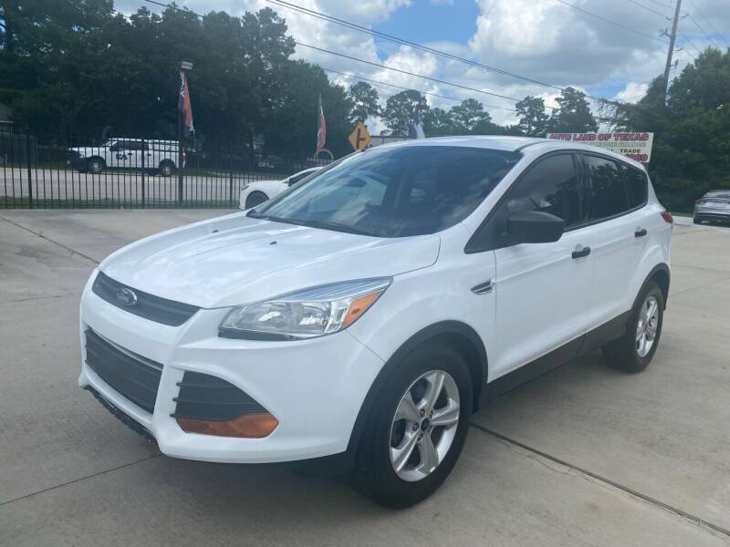 2015 Ford Escape for sale at Auto Land Of Texas in Cypress TX