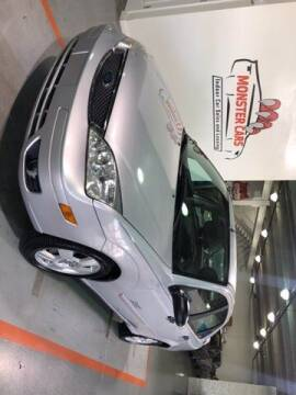 2006 Ford Focus for sale at Monster Cars in Pompano Beach FL