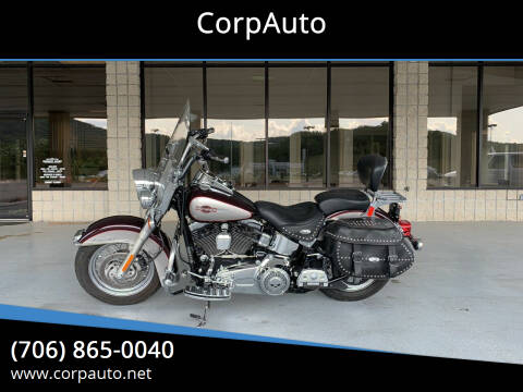 2007 Harley Davidson Hetitage for sale at CorpAuto in Cleveland GA