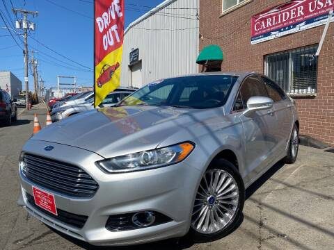 2016 Ford Fusion for sale at Carlider USA in Everett MA