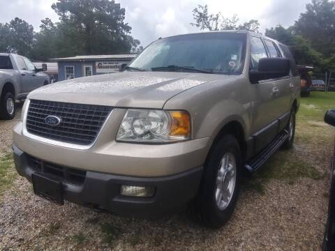 2004 Ford Expedition for sale at Malley's Auto in Picayune MS