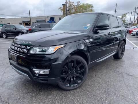2015 Land Rover Range Rover Sport for sale at EUROPEAN AUTO EXPO in Lodi NJ