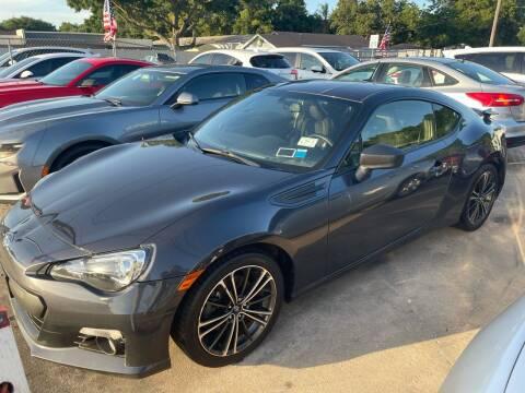 2013 Subaru BRZ for sale at P J Auto Trading Inc in Orlando FL