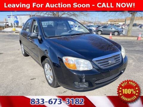 2008 Kia Spectra for sale at Glenbrook Dodge Chrysler Jeep Ram and Fiat in Fort Wayne IN