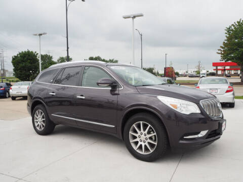 2015 Buick Enclave for sale at SIMOTES MOTORS in Minooka IL