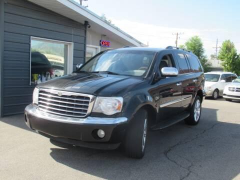 2007 Chrysler Aspen for sale at Crown Auto in South Salt Lake UT