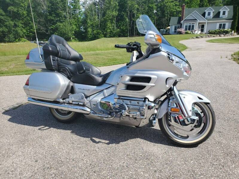 2005 Honda Goldwing for sale in Manchester, NH