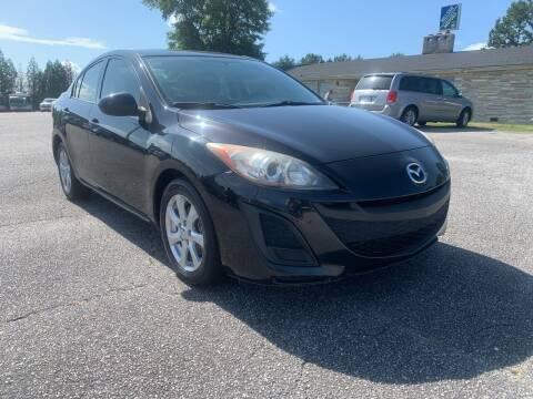 2010 Mazda MAZDA3 for sale at Hillside Motors Inc. in Hickory NC