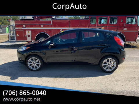 2016 Ford Fiesta for sale at CorpAuto in Cleveland GA