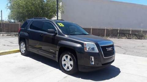 2013 GMC Terrain for sale at CAMEL MOTORS in Tucson AZ