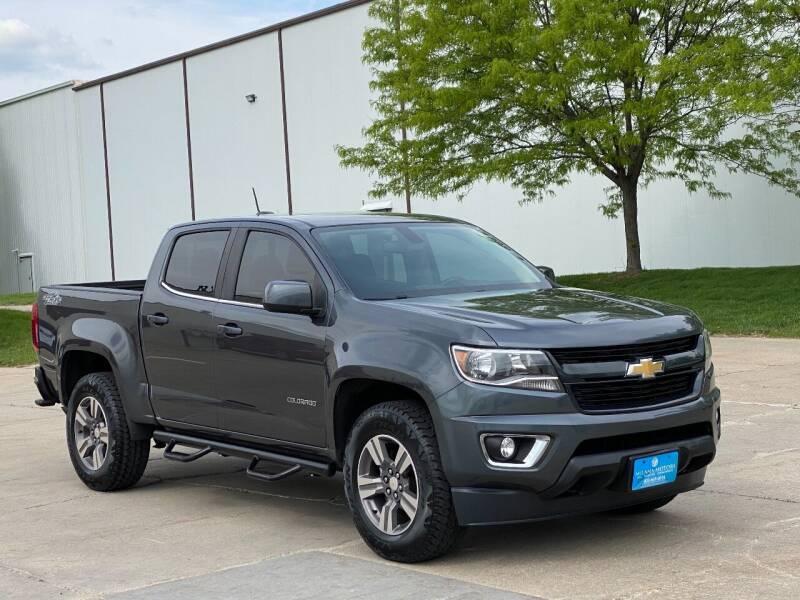 2016 Chevrolet Colorado for sale at MILANA MOTORS in Omaha NE