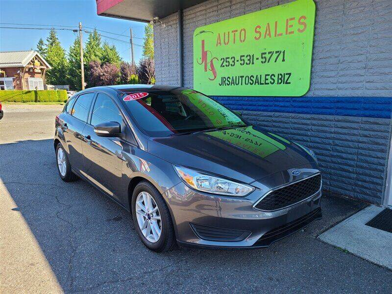 2015 Ford Focus for sale at Vehicle Simple @ JRS Auto Sales in Parkland WA