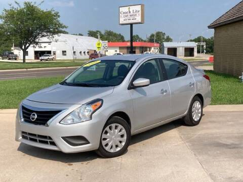 2016 Nissan Versa for sale at Rolling Wheels LLC in Hesston KS