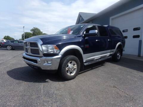 2012 RAM Ram Pickup 2500 for sale at Pool Auto Sales Inc in Spencerport NY