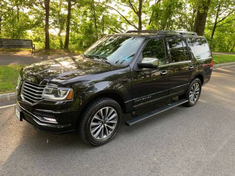 2015 Lincoln Navigator for sale at Crazy Cars Auto Sale in Jersey City NJ
