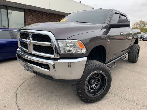 2017 RAM Ram Pickup 2500 for sale at Auto Mall of Springfield in Springfield IL
