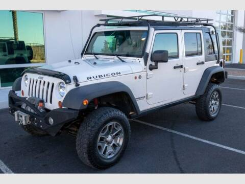 2008 Jeep Wrangler Unlimited for sale at REVEURO in Las Vegas NV