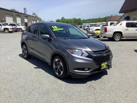 2018 Honda HR-V for sale at SHAKER VALLEY AUTO SALES in Enfield NH