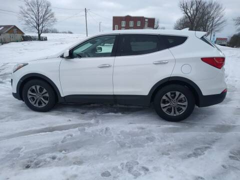 2014 Hyundai Santa Fe Sport for sale at Dealz on Wheelz in Ewing KY