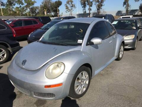 2008 Volkswagen New Beetle for sale at SoCal Auto Auction in Ontario CA