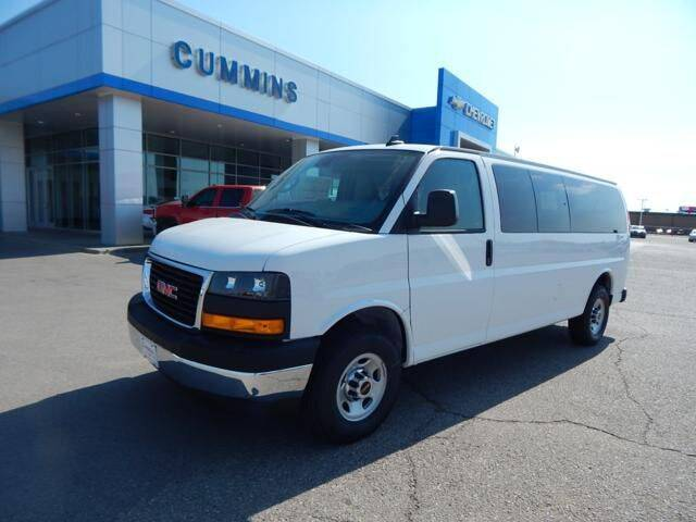 2020 GMC Savana Passenger for sale in Weatherford, OK