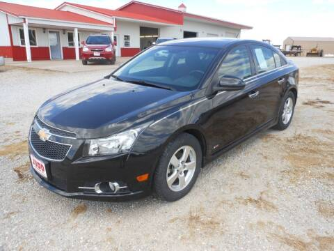 2011 Chevrolet Cruze for sale at JUDD MOTORS INC in Lancaster MO