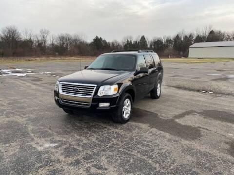 2009 Ford Explorer for sale at Caruzin Motors in Flint MI