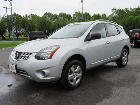 2015 Nissan Rogue Select for sale at Low Cost Cars North in Whitehall OH