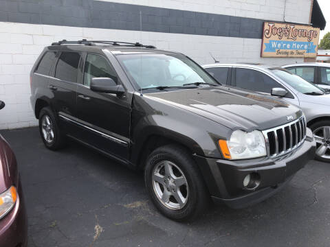 2005 Jeep Grand Cherokee for sale at Holiday Auto Sales in Grand Rapids MI