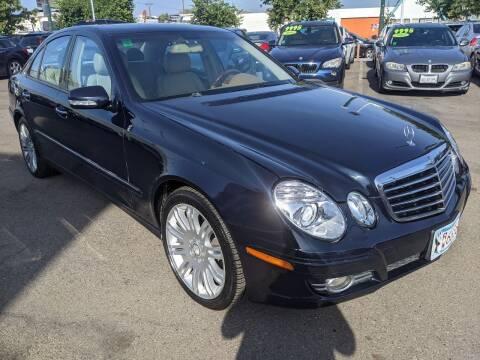 2008 Mercedes-Benz E-Class for sale at Convoy Motors LLC in National City CA