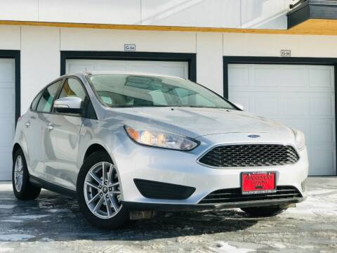 2018 Ford Focus for sale at Avanesyan Motors in Orem UT