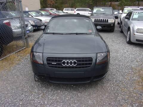 2004 Audi TT for sale at Balic Autos Inc in Lanham MD