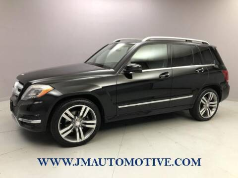 2013 Mercedes-Benz GLK for sale at J & M Automotive in Naugatuck CT