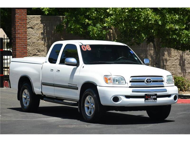 2006 Toyota Tundra for sale at A-1 Auto Wholesale in Sacramento CA