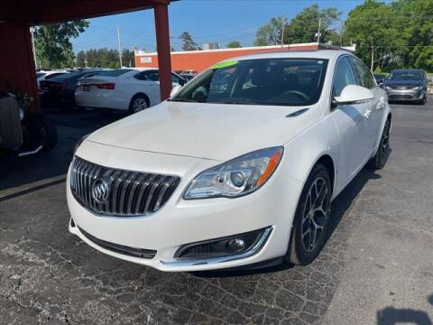 2017 Buick Regal for sale at HUFF AUTO GROUP in Jackson MI