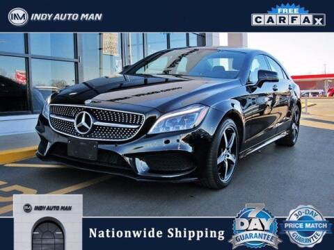2018 Mercedes-Benz CLS for sale at INDY AUTO MAN in Indianapolis IN