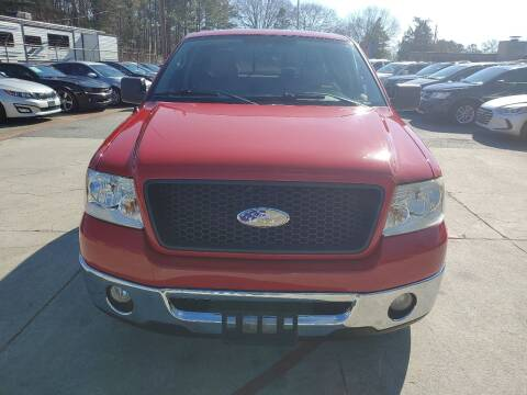 2006 Ford F-150 for sale at Adonai Auto Broker in Marietta GA