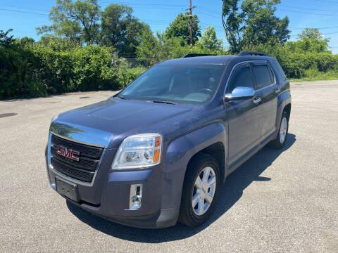 2013 GMC Terrain for sale at Mr. Auto in Hamilton OH