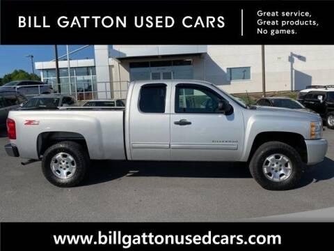 2011 Chevrolet Silverado 1500 for sale at Bill Gatton Used Cars in Johnson City TN