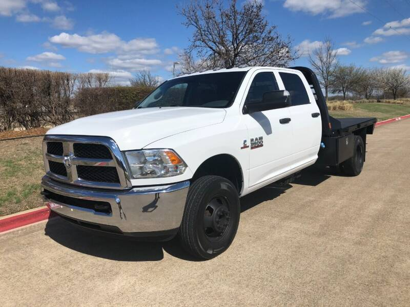 2017 RAM Ram Chassis 3500 for sale at Taylor Investments in Plano TX