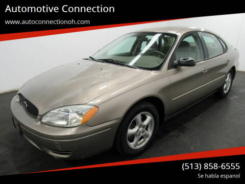 2004 Ford Taurus for sale at Automotive Connection in Fairfield OH