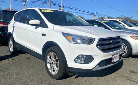 2017 Ford Escape for sale at PAYLESS CAR SALES of South Amboy in South Amboy NJ