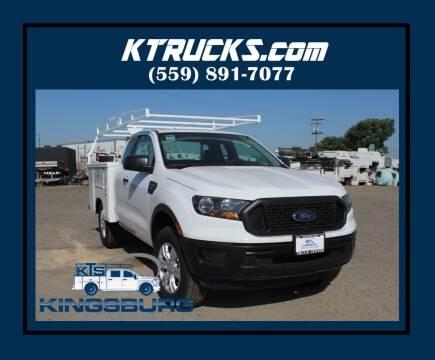 2019 Ford Ranger for sale at Kingsburg Truck Center in Kingsburg CA
