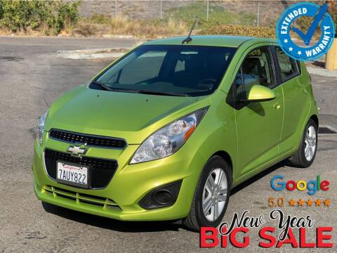 2013 Chevrolet Spark for sale at Gold Coast Motors in Lemon Grove CA