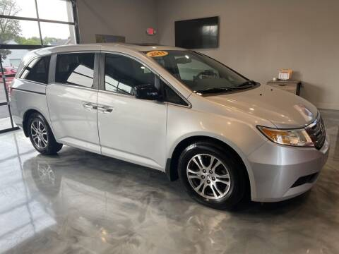 2011 Honda Odyssey for sale at Crossroads Car & Truck in Milford OH