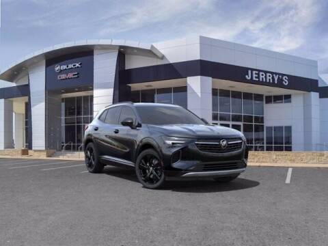 2021 Buick Envision for sale at Jerry's Buick GMC in Weatherford TX